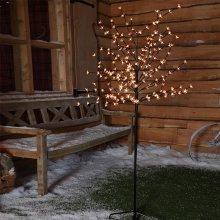 Winter Workshop Christmas LED Cherry Blossom Tree