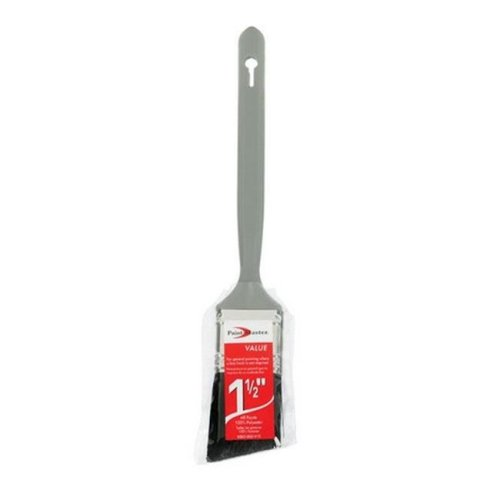 Paintmaster PM50520 Poly Angled Paint Brush - pack of 6