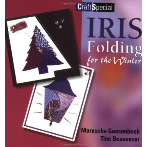 Iris Folding for the Winter