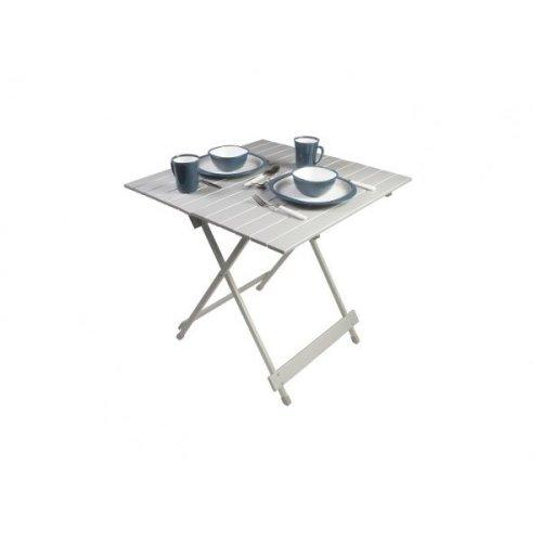 Kampa Leaf Slat Folding Table Medium