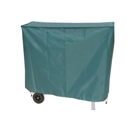 Small Gas BBQ Cover Green