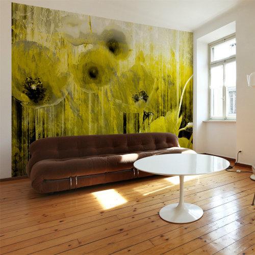 Wallpaper - Yellow madness