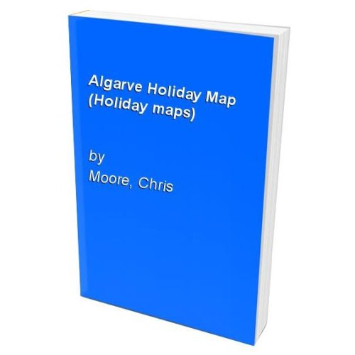 Algarve Holiday Map (Holiday maps)