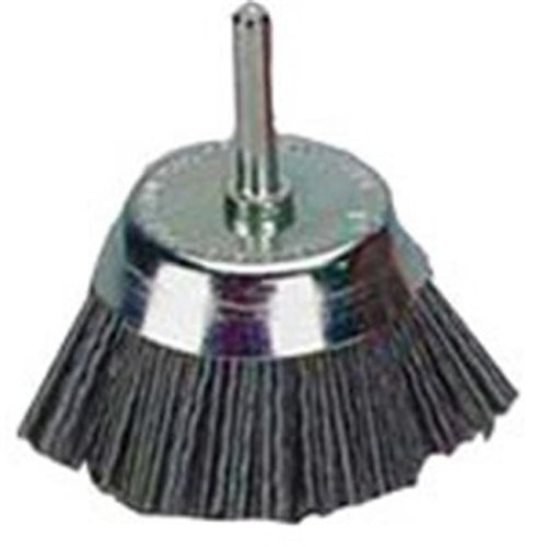 Dico Products 541-774-21-2 2.5 In. Crs Nyalox Cup Brush Grey