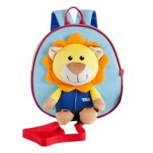 Korean Fashion Infant Knapsack Toddle Backpack Prevent From Getting Lose Lion