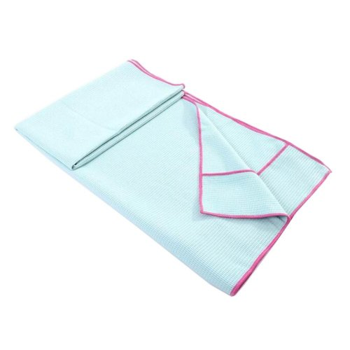[O] Non-Slip Yoga Towel Sweat Absorbent Yoga Mat Towel Yoga Blanket