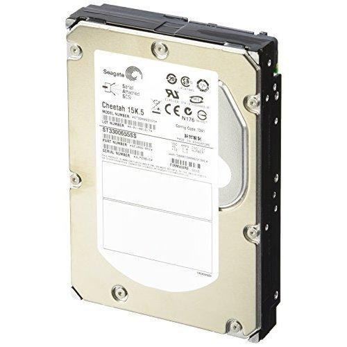Seagate Cheetah 15K 5 Hard drive 300 GB internal 3 5 SAS 15000 rpm buffer 16 MB ST3300655SS