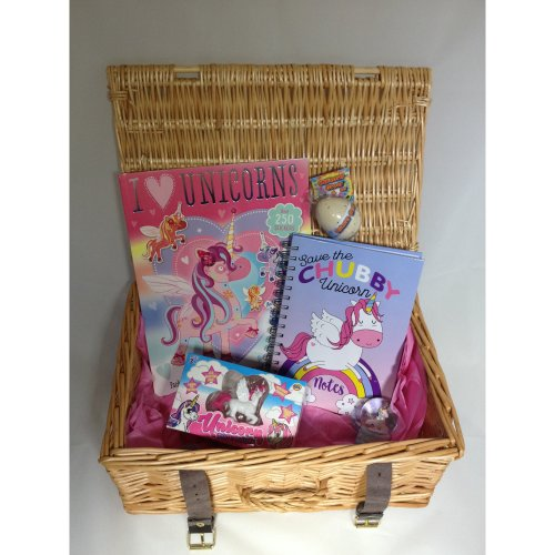 Magical Unicorn Gift Basket Hamper