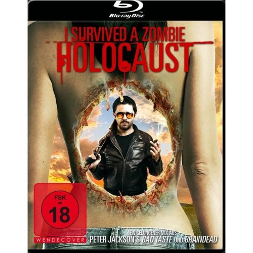 I Survived A Zombie Holocaust (FSK 18 Jahre) Blu-Ray
