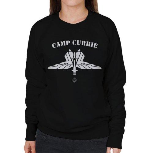 Camp Currie Starship Troopers Women's Sweatshirt