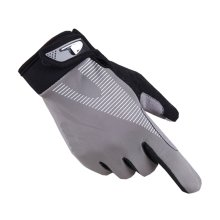 Classic Simple Design Men Sports Gloves Non-slip Sport Gloves-A4