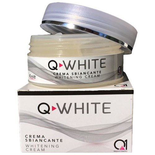 Q-WHITE - BRIGHTENING CREAM ANTI-STAIN