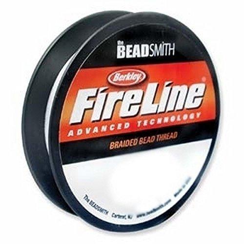 Fireline Braided Bead Thread 0 006 Inch Crystal Clear