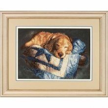 D03220 - Dimensions Stamped X Stitch - Snooze