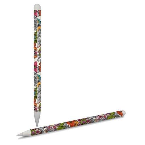DecalGirl APEN-DOODLESCLR Apple Pencil 2nd Gen Skin - Doodles Color
