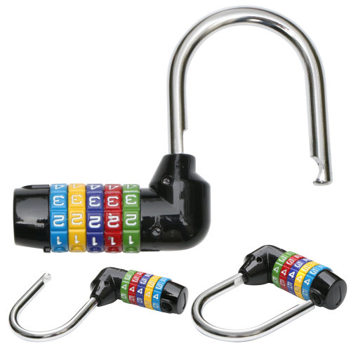 TRIXES 5-Number Combination Padlock