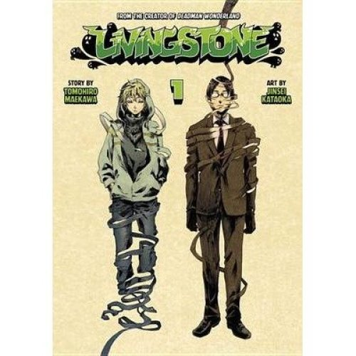 Livingstone Vol. 1: Volume 1