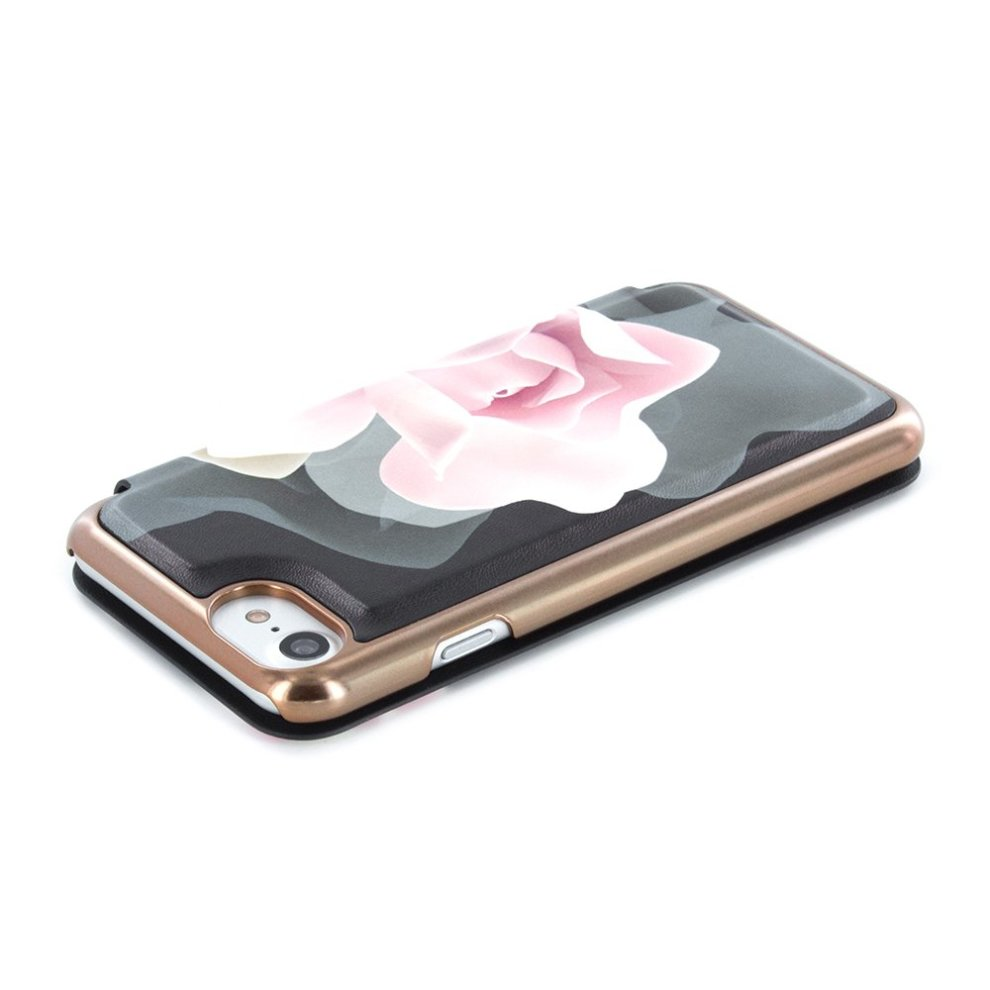 a0d971903 ... Ted Baker Official AW16 iPhone 6   6S Case - Luxury Folio Case Cover in  ...
