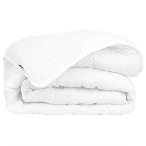 vidaXL Winter All Seasons Duvet/Quilt 155x220 cm White