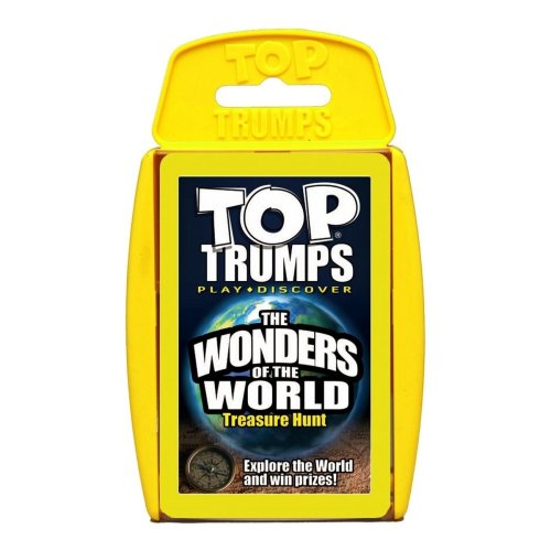 Wonders of the World Top Trumps Classics