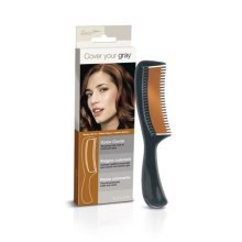 Cover Your Gray Colour Comb Medium Brown