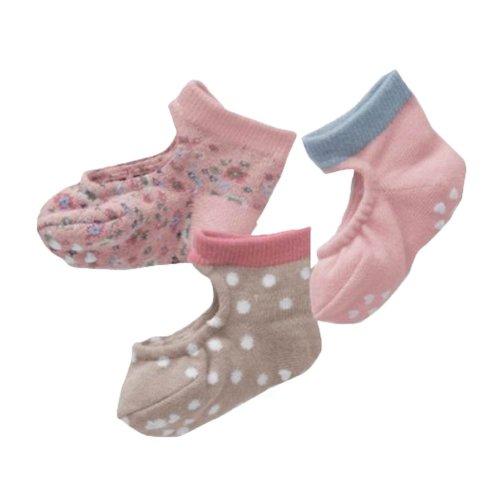 3 Pairs Kids/Baby/Toddler Socks Home/Outdoor Socks [C]