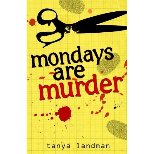 Mondays Are Murder (Poppy Fields Murder Mystery)