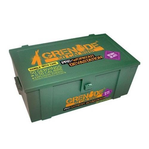 Grenade 50 Calibre Berry Blast 580g
