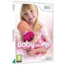 Baby and Me Nintendo Wii Game