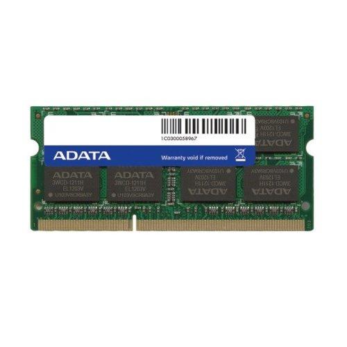 Adata Ddr3, 1600mhz 204-pin, So-dimm, 4gb 4gb Ddr3 1600mhz Memory Module