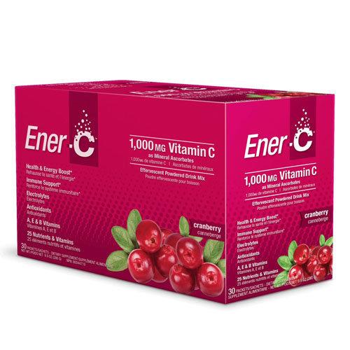 Ener-C  Ener-C Cranberry Sachets 30s