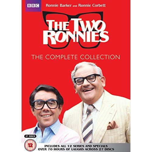 The Two Ronnies - The Complete Collection [DVD]