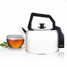 Haden Corded Electric Kettle - Traditional Stainless Steel Hk1323
