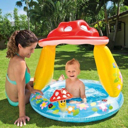 Baby Mushroom Pool