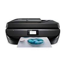HP Officejet All-in-One Printer (Print, Copy, Scan, Fax, Wireless, AirPrint, HP Instant Ink Ready) Black black black 10S./Min