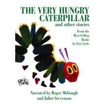 The Very Hungry Caterpillar (Audio CD)