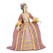 Papo Queen Marie Figurine - Mary 9cm Say Fairy Tale 39077 New Action Figure -  queen papo mary 9 cm say fairy tale 39077 new marie action figure high