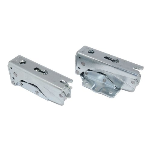 Fridge Freezer Integrated Door Hinge Set Left Right Pair Fits CDA