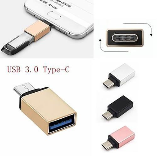 USB 3.1 Type-C Male to USB 3.0 A Female Data Converter ADAPTER USB C