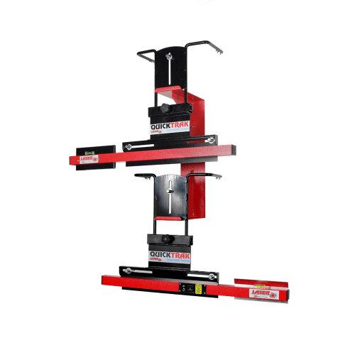 Quicktrak Two Wheel Laser Aligner