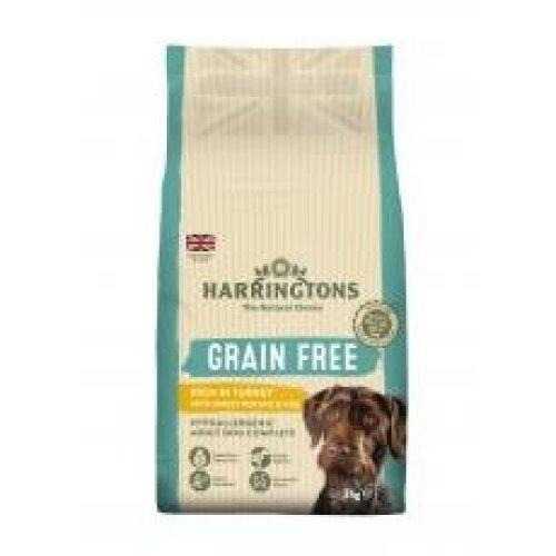 Harringtons Grain Free Turkey & Sweet Potato 2kg