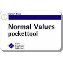 Normal Values Pockettool