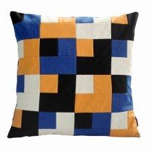Contemporary Sofa Cotton Canvas Throw Pillow Case Decorative Cushion Cover