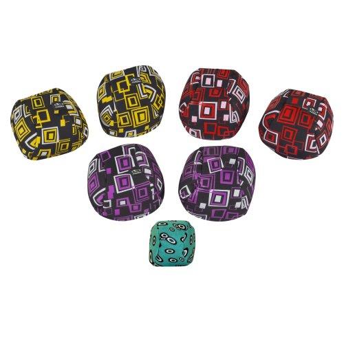 Hudora Unisex Child Boulix Soft Boule Game - Multicolored, Small
