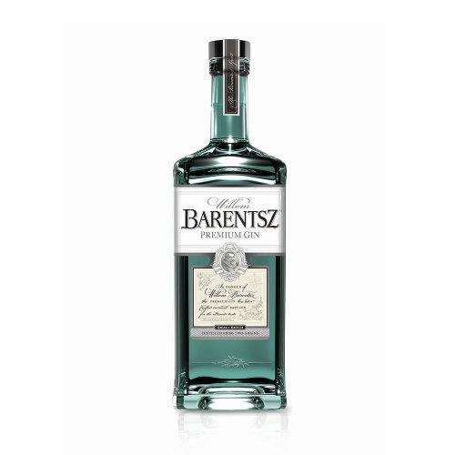 Willem Barentsz Premium Gin, 70 cl