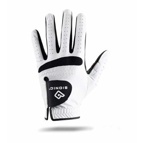 2014 NEW Bionic RelaxGrip **Black Palm** Golf Glove-LEFT HAND-Large