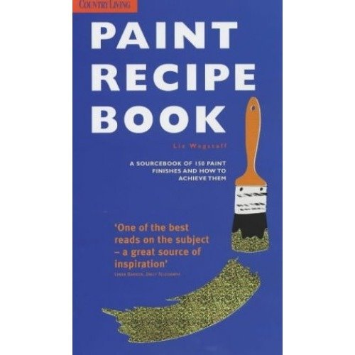 Paint Recipe Book (country Living)