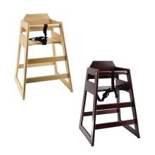 deAO Solid Hardwood Baby / Toddler Highchair (AVAILABLE IN TWO COLOURS)