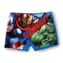 Avengers Swimming Boxers D2 - Blue
