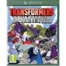 Xbox ONE Transformers Devastation Brand NEW